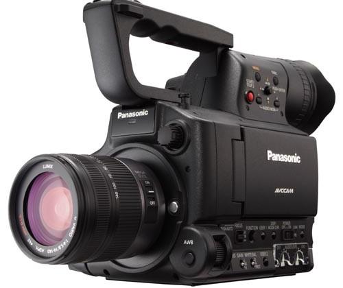 Panasonic AG-AF100 micro-4/3 camcorder on sale now