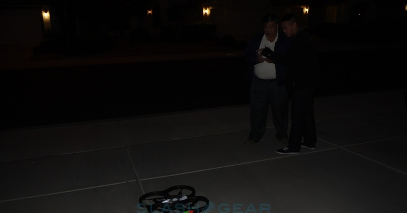 Parrot AR.Drone Review