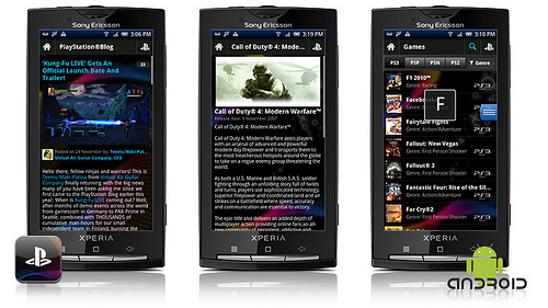 PlayStation App hits Android devices and it's not for gaming