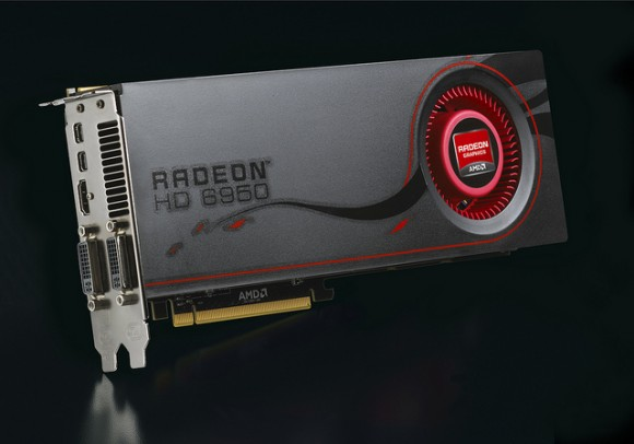 AMD Radeon HD 6950 can be turned into HD 6970 with BIOS mod