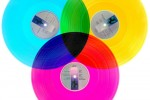 DJ creates CMYK vinyl records