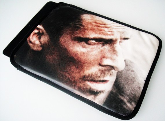 iPad Covers Made of Recycled Movie Theater Banners by Aire Trashion