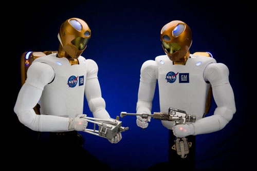 GM touts Robonaut 2's hands