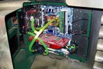 Computer casemod puts gaming rig in a bomb disposal robot
