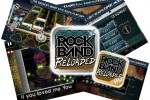 Rock Band Reloaded Announced by EA Games for iPhone and iPad