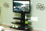 Sanus outs new basic TV stands and no-drill TV mount