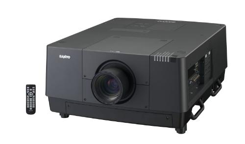 Sanyo PLC-HF1500L large venue projector has 15K lumens