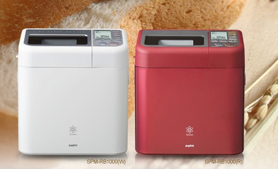Sanyo GOPAN rice-bread machine is crazy sales success in Japan [Video]