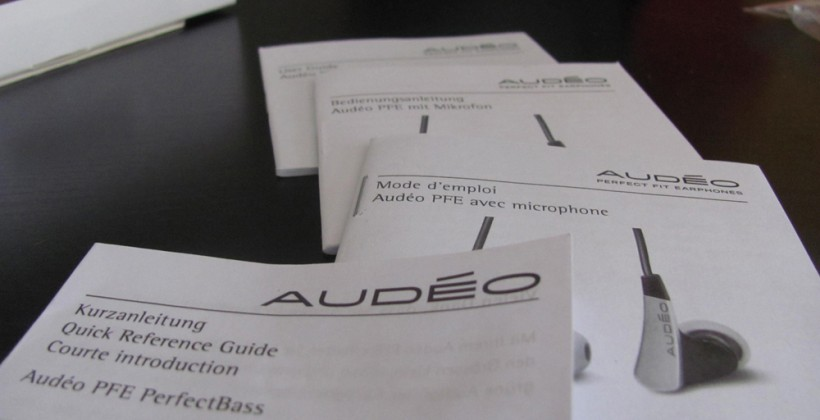 AUDEO PFE 022 + Mic Earbuds Unboxing and Hands-On