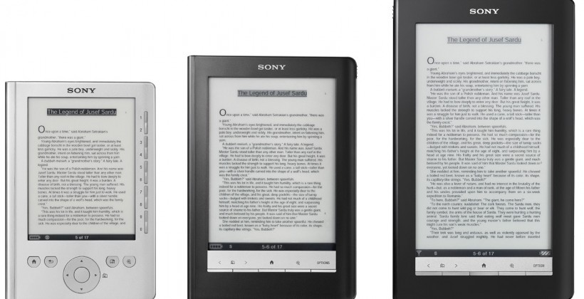 Sony dismiss iPad-rival color Reader tablet plans