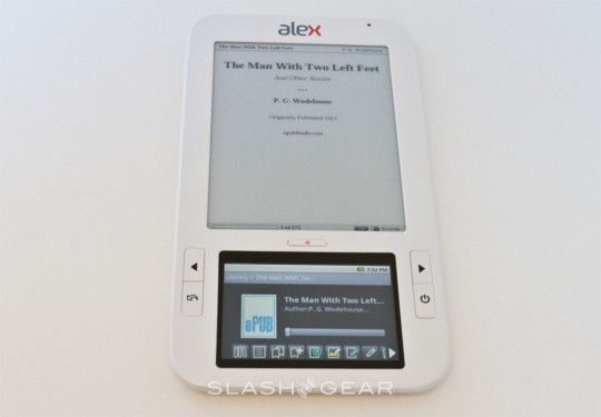 NOOK design theft suit with Spring Design to continue