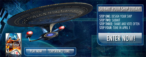 Atari and Cryptic Studios launch Star Trek Online Season Three: Genesis contest