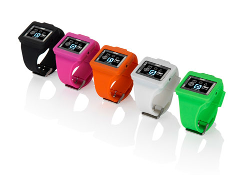 sWaP Rebel touchscreen phone watch is geeky fashion at its finest