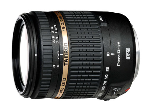 Tamron debuts world's lightest and smallest 15x DSLR zoom lens