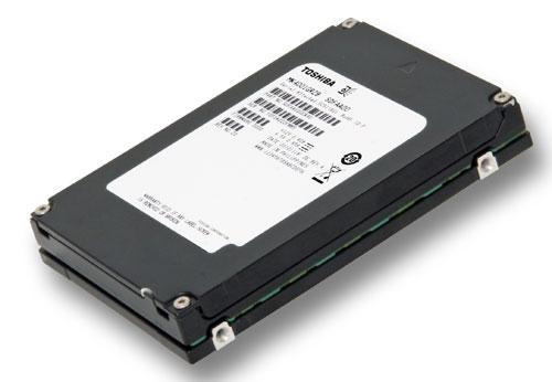 Toshiba unveils enterprise class SSD