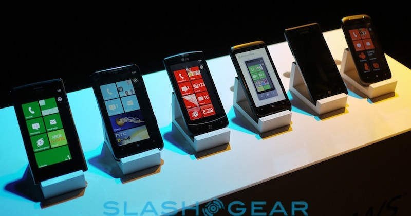 Over 1.5m Windows Phone 7 sales in first 6 weeks confirms Microsoft