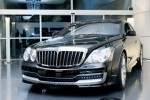 Xenatec Maybach Cruiserio custom coupe offers Germanic excess