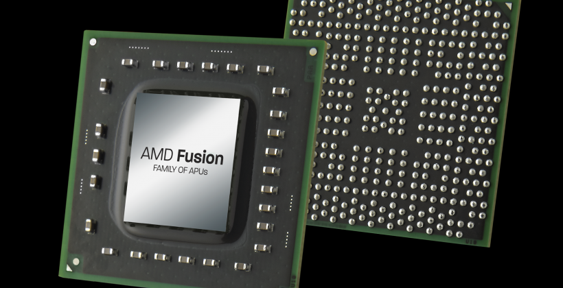 AMD Fusion is Here, Bringing Better Performance and Battery Life For Notebooks