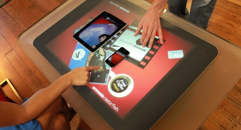 Amnesia Razorfish Connect turns Surface into seamless sharing system [Video]