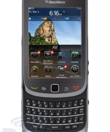 BlackBerry Torch 2 Outed, Features 1.2GHz Processor