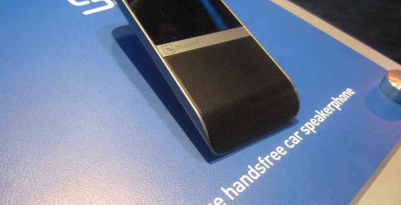 BlueAnt S4 Car Speakerphone Hands On