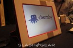 Chumby 8 Hands on