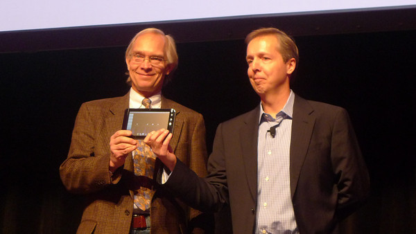 Dell Streak 7 Shown Off at T-Mobile Event