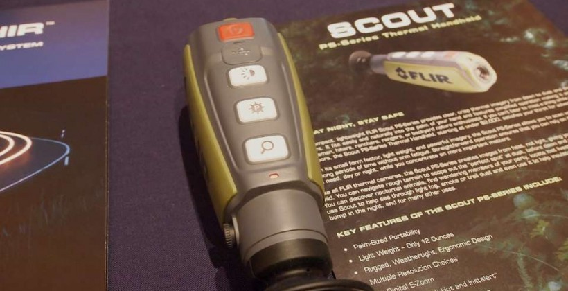 Scout PS‐Series Thermal Camera by FLIR Hands-On