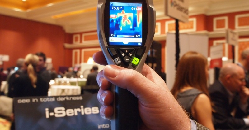 Flir i3 Thermal Camera Hands-On