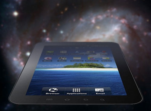 WiFi-Only Samsung Galaxy Tab Announced at CES 2011
