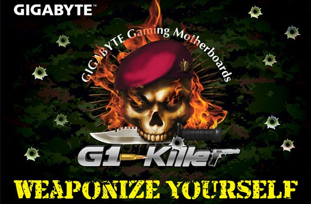 Gigabyte G1-Killer Series of Gaming Motherboards Unveiled at CES 2011