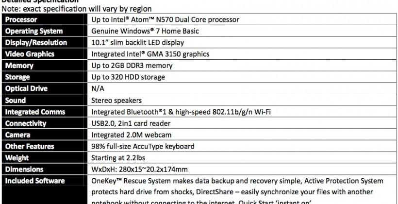 Lenovo IdeaPad S100 reckons netbooks aren't dead yet