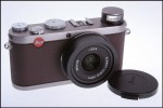 Leica X1 BMW Special Edition Camera Unveiled, Costs $3,500