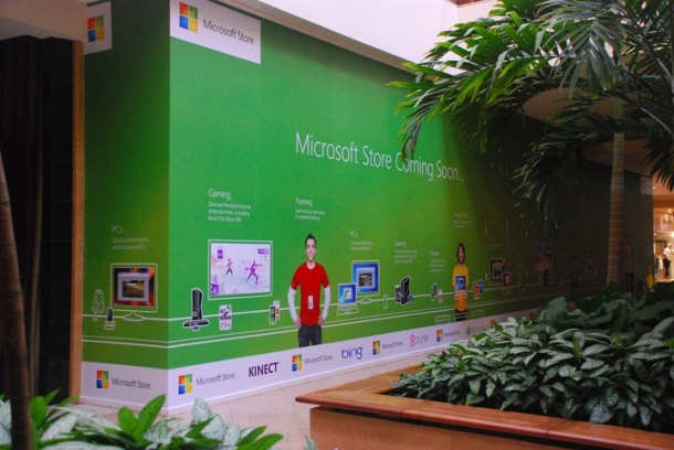 Microsoft Opening a Retail Location in Costa Mesa, California