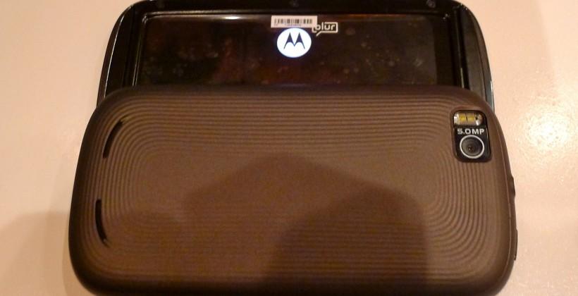 Motorola Cliq 2 Unveiled [Hands-on]
