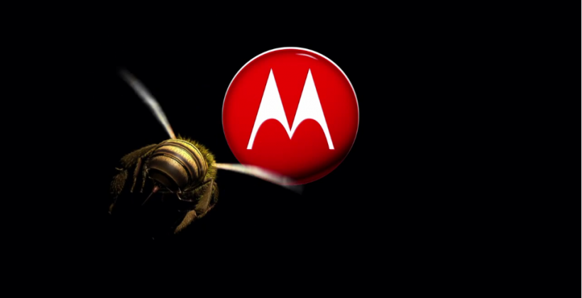 Motorola-Logo-With-Bee