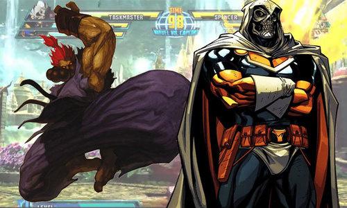 Capcom Adds Akuma and Taskmaster to Marvel vs Capcom 3 Lineup [Video]