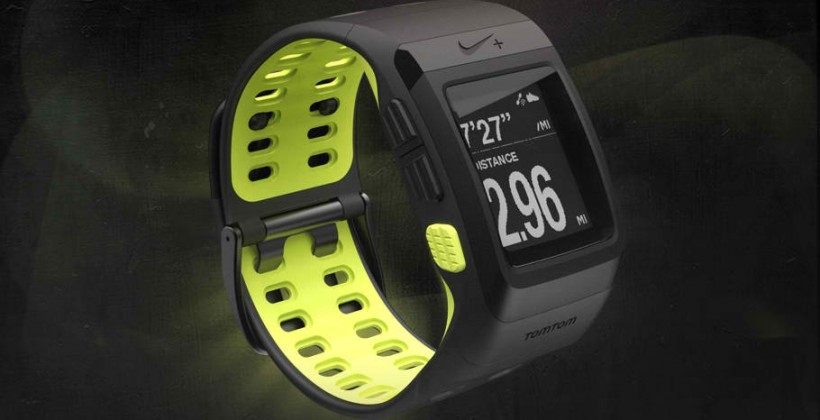 Nike+ SportsWatch Will Track You While You're Running