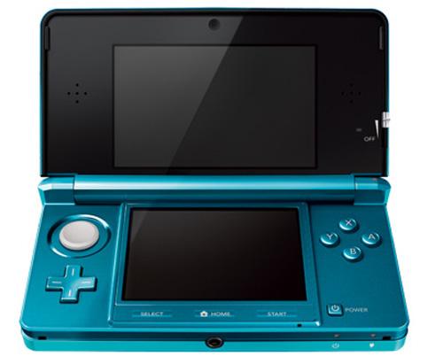 Nintendo 3DS browser & eShop delayed until May