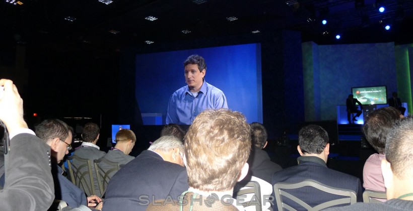 Android 3.0 Honeycomb Demo at CES Opening Keynote [Video]