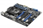 ASUS P8P67 WS Revolution quad-GPU motherboard outed