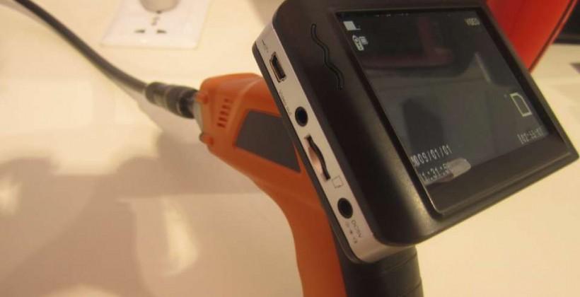 GOSCAM Explorer Premium Wireless Inspection Camera Hands On