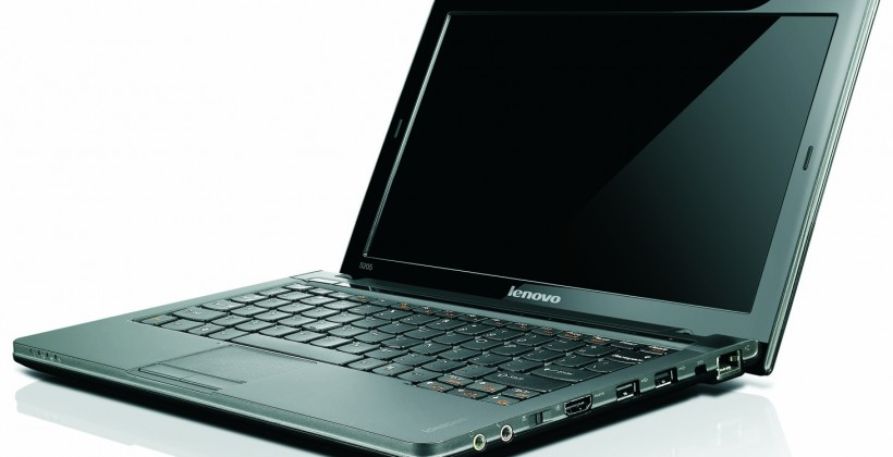 Lenovo IdeaPad S205 netbook opts for AMD instead of Atom