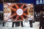 World's Largest Full HD 3D LED TV Showcased by Samsung