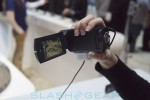Samsung's HMX-H300 Consumer HD Camcorder Hands-On