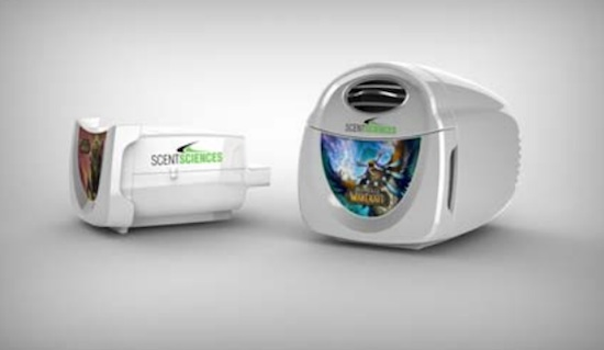 ScentSciences ScentScape Lets You Smell the Movies You Watch, the Videogames You Play