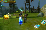 iPhone and iPad RPG Sacred Odyssey: Rise of Ayden Announced by Gameloft