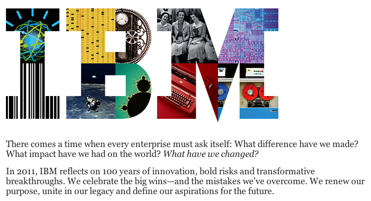 IBM Presents Centennial Short Film, 100 Years of Achievements That've Changed the World