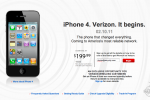 Verizon iPhone Pre-Order Release Day, Hour, and Minute