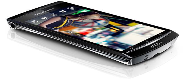 Sony Ericsson Xperia Arc Announced at CES 2011